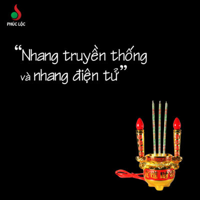 Nhang-dien-tu-nhang-truyen-thong